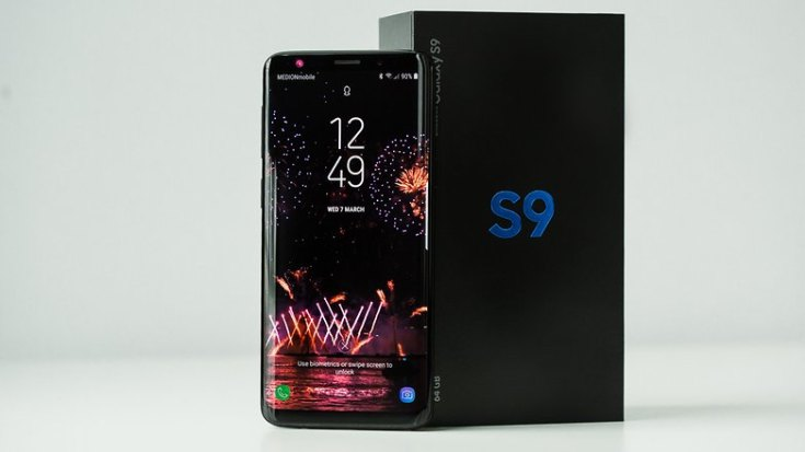 AndroidPIT Samsung Galaxy S9 0871