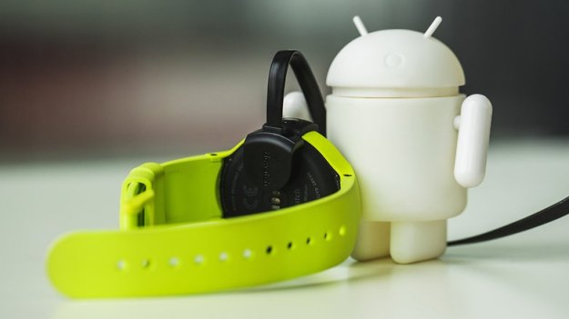 AndroidPIT ticwatch e ticwatch s smartwatch android wear wearables 8143
