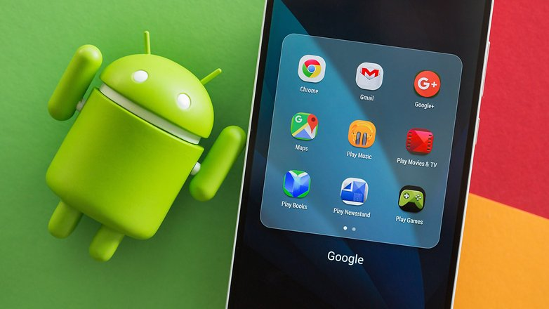 AndroidPIT Приложения Google 2