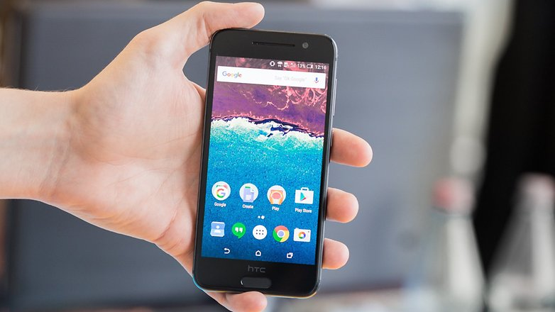 AndroidPIT HTC One A9 Программа запуска Google Now