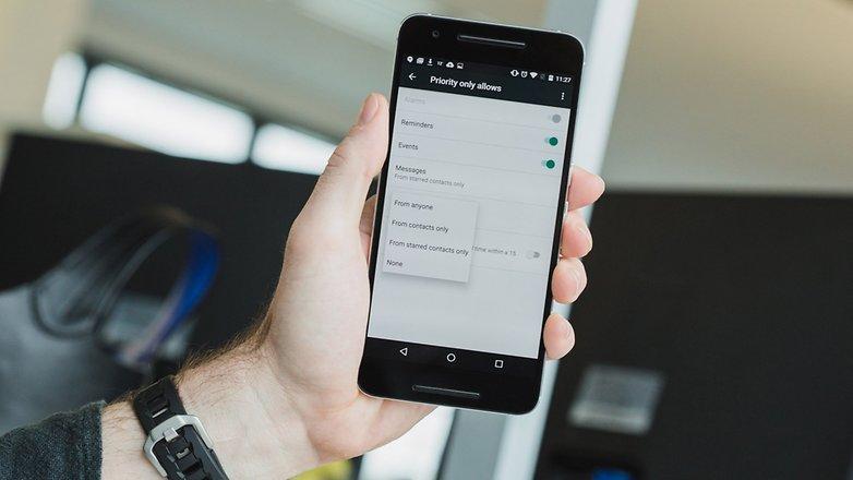 Советы по работе с батареей AndroidPIT Nexus 6P 7