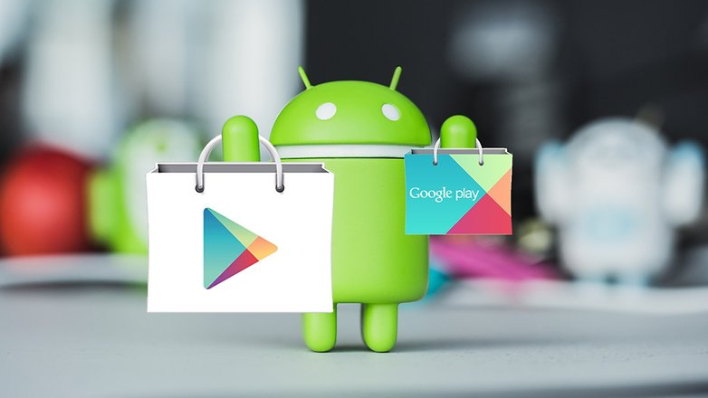 Play store ANDROIDPIT