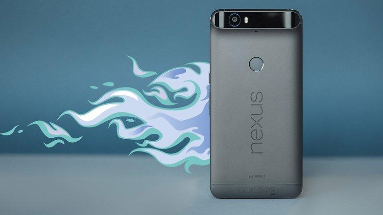 androidpit Nexus 6P ускорить