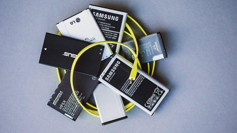 Батарея ANDROIDPIT 1