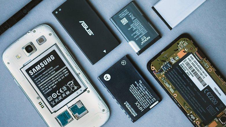 Батарея ANDROIDPIT 3
