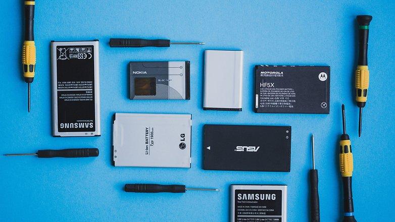 Батарея ANDROIDPIT 5