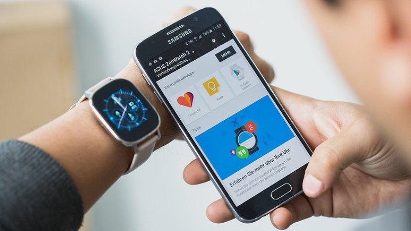 Resultado de imagen para sistema operativo Android Wear