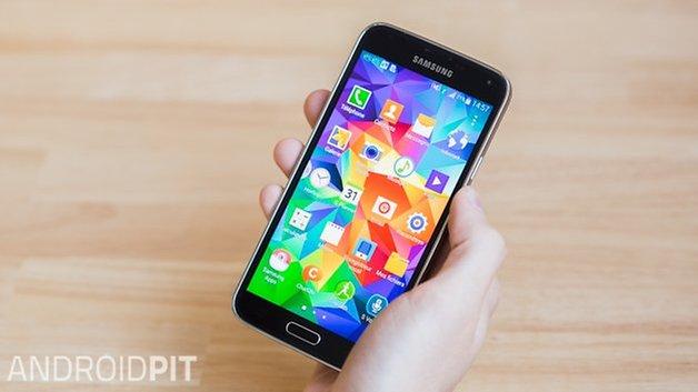 Samsung Galaxy S5 простой