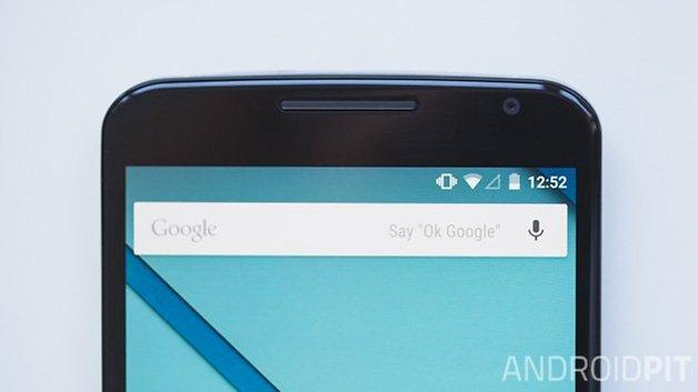 Nexus 6 использует ANDROIDPIT 8