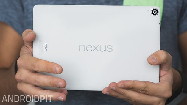Nexus 9 в руках