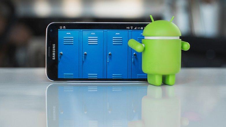 Безопасность конфиденциальности Androidpit
