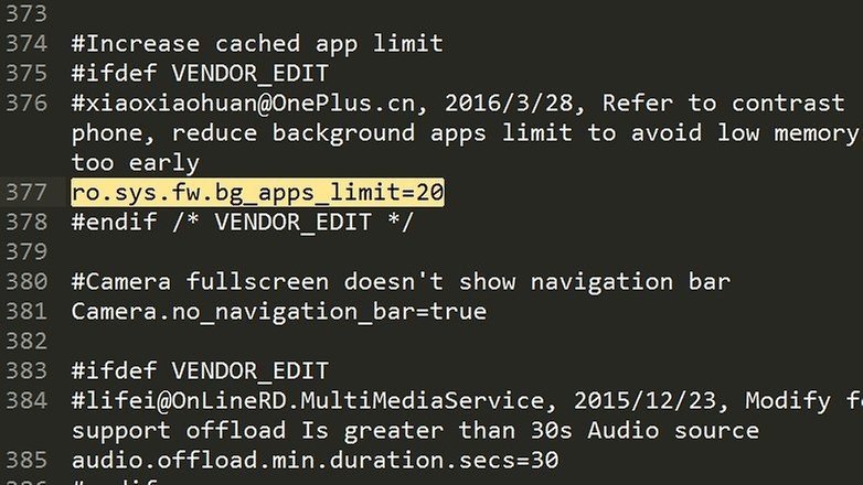 androidpit oneplus 3 исправить оперативную память 01