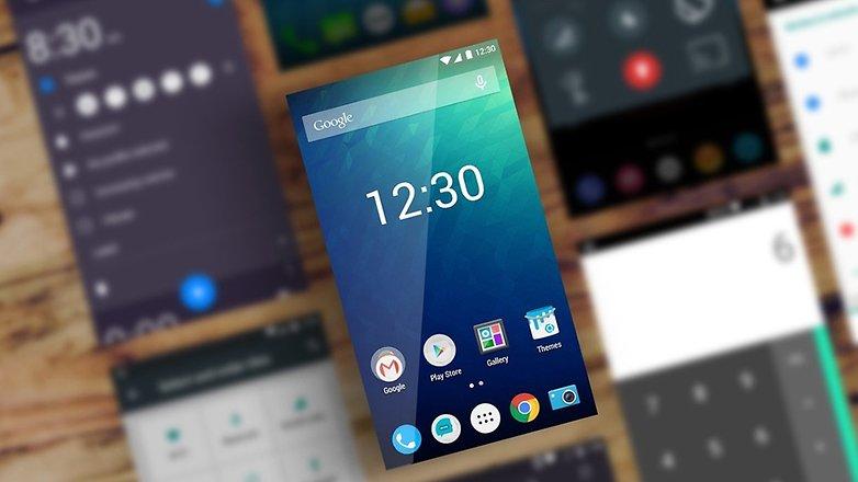 androidpit cyanogenmod экраны