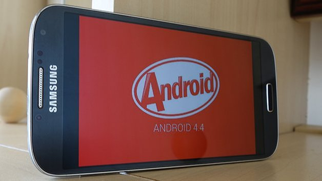 androidpit samsung galaxy s4 android kitkat