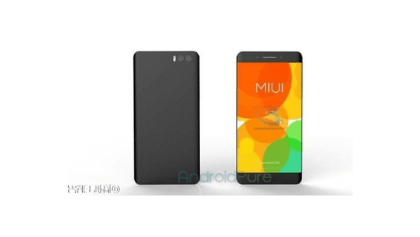 xiaomi mi note 2 front back