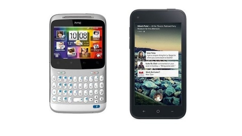 htc chacha first