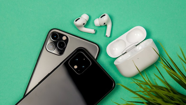 AndroidPIT Airpods Pro 23