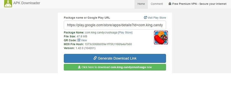 androidpit FR apk downloader