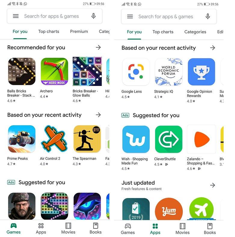 androidpit новый игровой магазин 2019