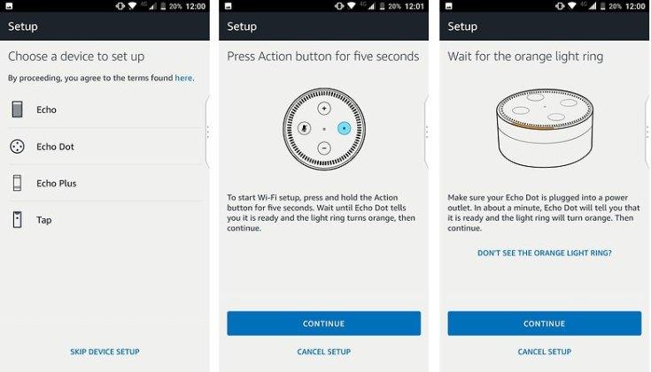 androidpit setup amazon alexa echo dot 33