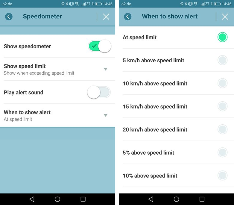 Androidpit waze speed