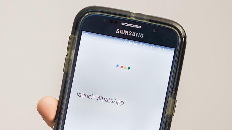AndroidPIT хорошо, запуск приложения Google