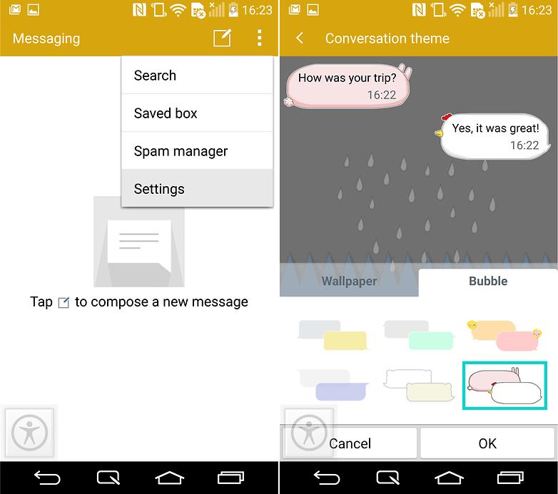 androidpit lg g3 советы и хитрости темы разговора