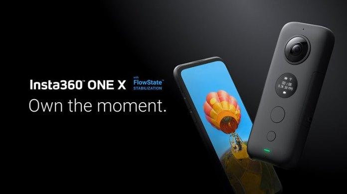 Insta360 One X: video nitido a 360º nel palmo della tua mano