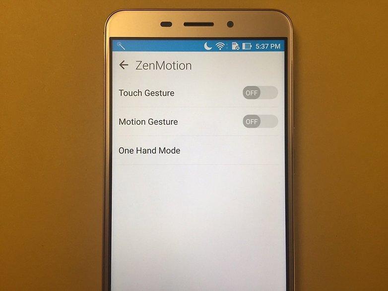 ZenFone 3 ZenMotion