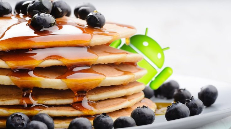 AndroidPIT android p pancake