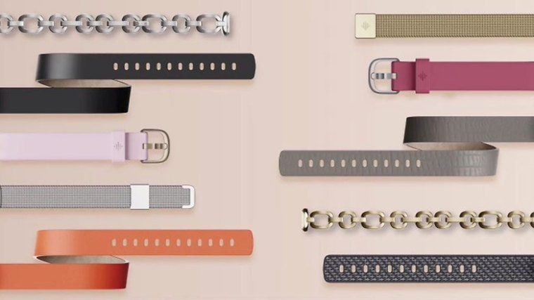 fitbit wristbands