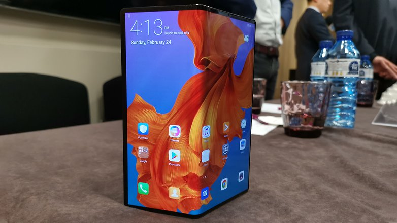 AndroidPIT huawei mate x стоит