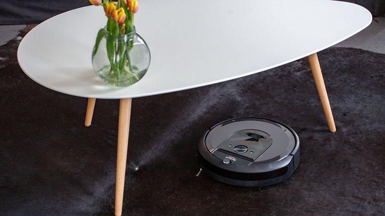 AndroidPIT irobot roomba стол