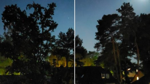 AndroidPIT realme x3 superzoom image quality night mode