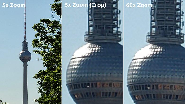 AndroidPIT realme x3 superzoom качество изображения телекамеры зум