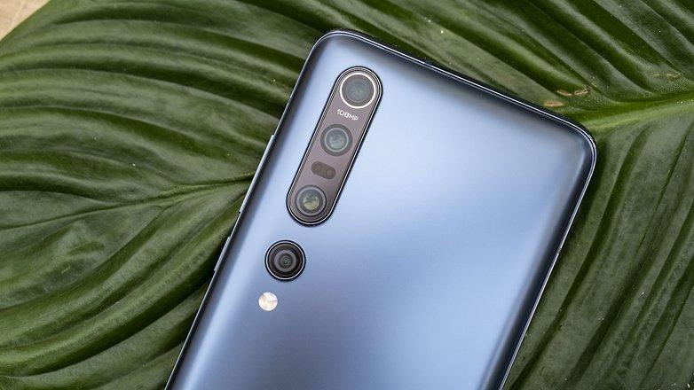 AndroidPIT xiaomi mi 10 pro детали камеры