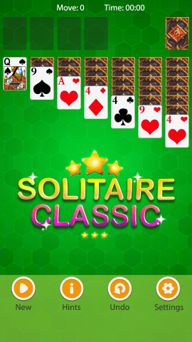 FREE   APP GAME    Classic Solitaire 2017 NEW UPDATED   AndroidPIT image image