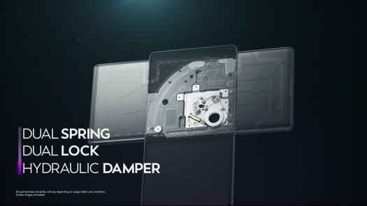 LG WING Product Rear