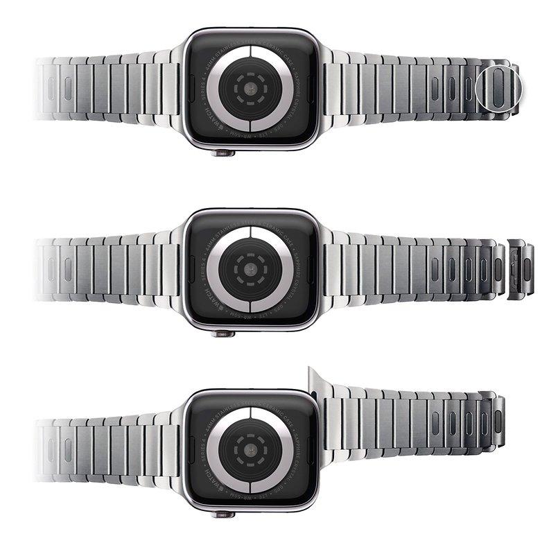 apple watch series4 смена группы 2