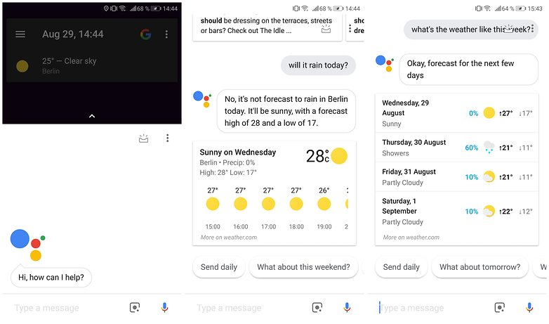 best weather apps 2018 assistant