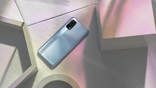 realme 7 Pro Mirror Silver 5
