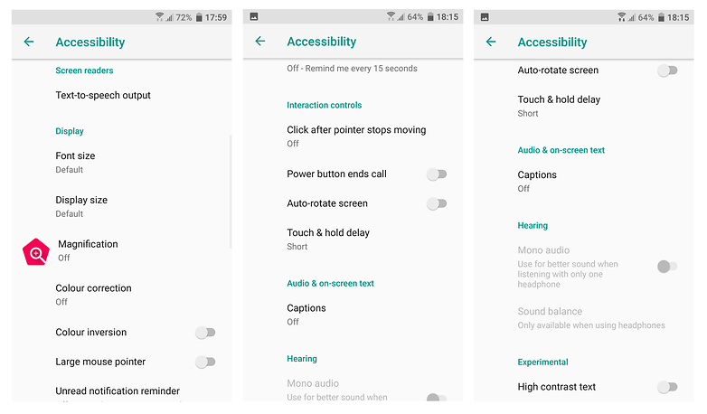 доступность htc скриншот