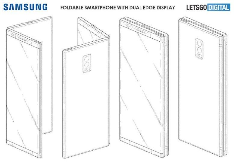samsung foldable smartphone 4
