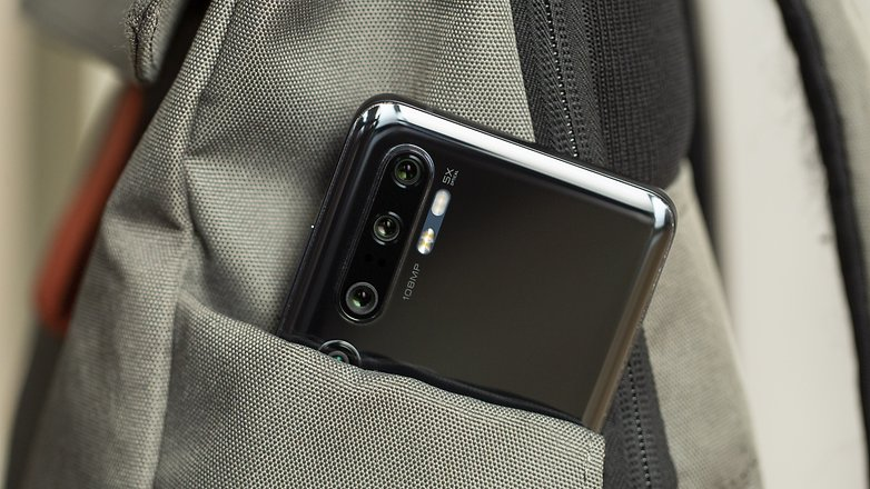 AndroidPIT Xiaomi Mi Note 10 Travel 1