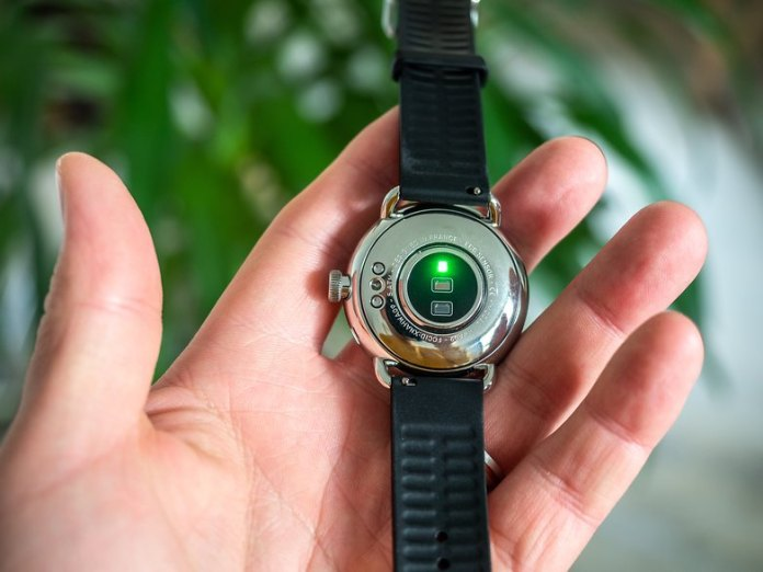 Withings ScanWatch Handson 2