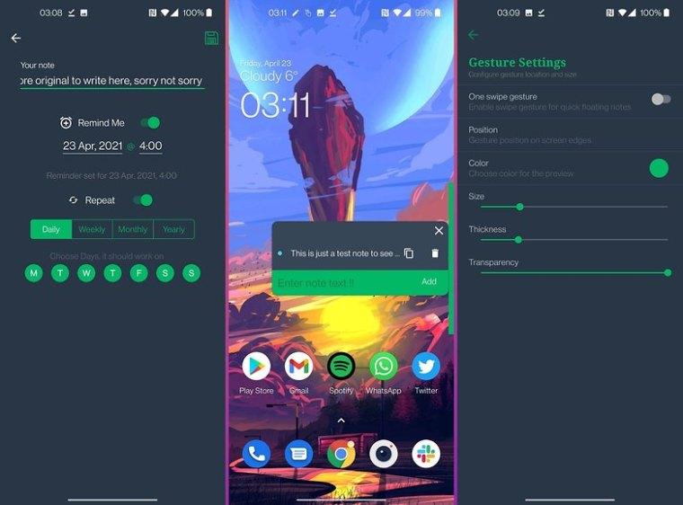 5 apps week 16 2021 swipe notes