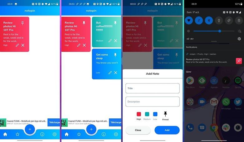 5 apps week 42 notepin