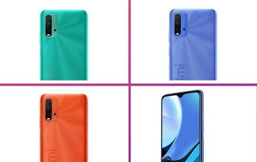 xiaomi redmi note 9t not 5G design