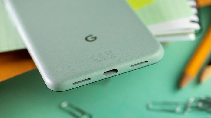 NextPit Google Pixel 5 usb