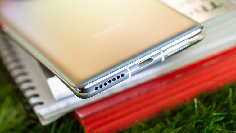 NextPit Huawei Mate 40 Pro usb
